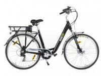 Pedelec E-Bike 24V Belair II - Schwarz