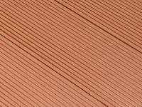 3 WPC-Terrassendielen SILVA (0, 96m²) - Braun