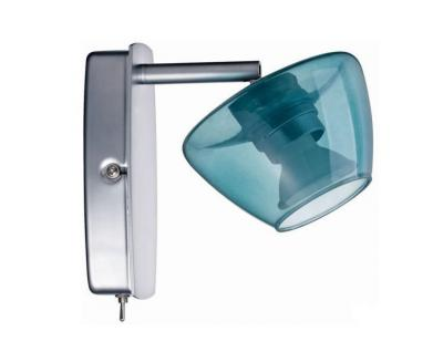 664.29 Paulmann wandlampe Zambaioni Spotlight 50w BLAU