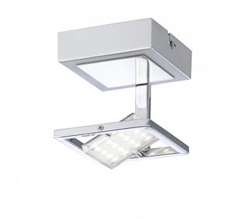 4W LED Deckenleuchte Paul Neuhaus 8064-17 Warmweiß 3000 Kelvin 400 Lumen Chrom - Vorschau 3