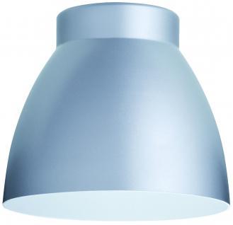 600.09 Paulmann Lampenschirme DecoSystems Schirm Wolbi max.50W Metall Weiß Alu