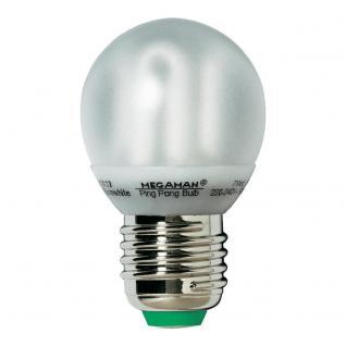 MM19112 Megaman Energiesparlampe E27 7W 6er Set 2700K