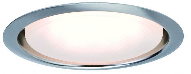 983.41 Paulmann Möbelleuchten Möbel EBL Set rund ESL Disc 3x9W 230V GX53 96mm Eisen gebürstet/Metall