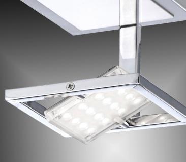 4W LED Deckenleuchte Paul Neuhaus 8064-17 Warmweiß 3000 Kelvin 400 Lumen Chrom - Vorschau 2