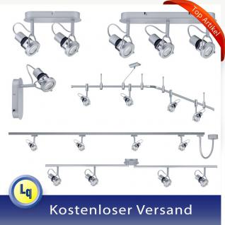 Paulmann Ring ESL GU10 1 - 4 x 11 Watt Wandleuchte Deckenleuchte Schienensystem
