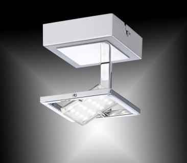 4W LED Deckenleuchte Paul Neuhaus 8064-17 Warmweiß 3000 Kelvin 400 Lumen Chrom - Vorschau 4