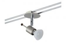 975.25 Paulmann Rail System Light&Easy Spot Sheela 1x35W GU5, 3 Nickel satiniert 1