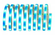 705.03 Paulmann YourLED Function YourLED Basisset DECO 3m Glitter Blue WW 7, 2W 230/12V 18VA bl Kst