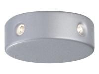 Star EBL Set LED Zylindro 3x(4x0, 25W) 12VA 230/12V 45mm Chrom matt