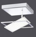 30W LED Deckenleuchte Paul Neuhaus 8066-17 Warmweiß 3000 Kelvin 3.000 Lumen Chrom