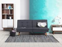 Sofa Grau - Couch - Schlafsofa - Schlafcouch - Bettsofa - Polstersofa - RONNE