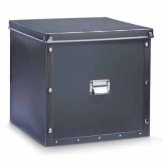 b cher kiste buchkiste b cherkiste aufbewahrung zubeh r buch h lle dose box kaufen bei decobay. Black Bedroom Furniture Sets. Home Design Ideas