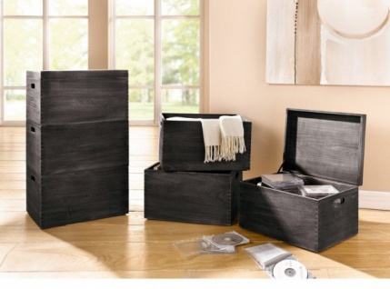 holzkiste mit deckel online bestellen bei yatego. Black Bedroom Furniture Sets. Home Design Ideas