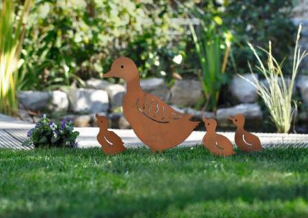 Gartenstecker metall online bestellen bei yatego for Gartenstecker metall rostoptik