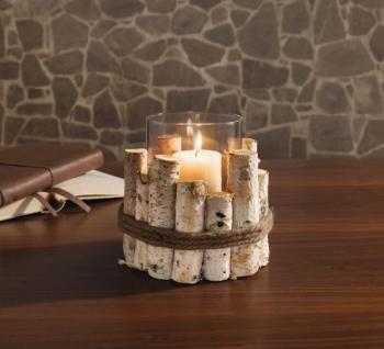 holz windlicht g nstig sicher kaufen bei yatego. Black Bedroom Furniture Sets. Home Design Ideas