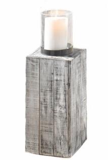 windlicht s ule lichtspiel klein shabby kerzenhalter garten deko windlichthalter kaufen bei. Black Bedroom Furniture Sets. Home Design Ideas