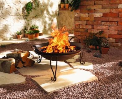 terrassen feuerstelle feuerschale kaufen bei yatego, Hause und Garten