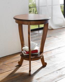 beistelltisch rund holz online bestellen bei yatego. Black Bedroom Furniture Sets. Home Design Ideas