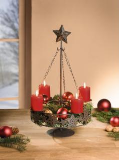 kerzenboard winter kerzenhalter kerzenst nder. Black Bedroom Furniture Sets. Home Design Ideas