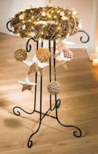 deko bodenst nder mit herz willkommen kaufen bei rostikal. Black Bedroom Furniture Sets. Home Design Ideas