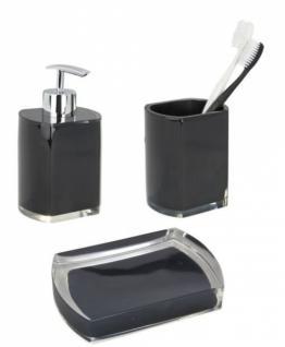 wenko bad accessoires set g nstig kaufen bei yatego. Black Bedroom Furniture Sets. Home Design Ideas