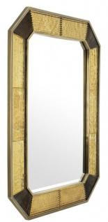 Casa Padrino Luxus Spiegel 91, 5 x H. 120, 5 cm - Hotel Restaurant Wandspiegel
