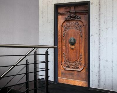 Tür 2.0 XXL Wallpaper für Türen 20001 London - selbstklebend- Blickfang für Ihr zu Hause - Tür Aufkleber Tapete Fototapete FotoTür 2.0 XXL Wallpaper Fototapete