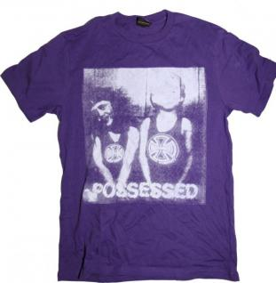 Independent Truck Company Possessed Skateboard T-Shirt Lila
