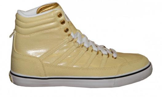 K-Swiss Skateboard Damen Schuhe Surf&Sand Yellow Sneakers Shoes