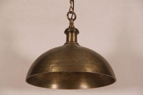 h ngeleuchte deckenleuchte antik bronze industrial design 50cm durchmesser industrie lampe. Black Bedroom Furniture Sets. Home Design Ideas