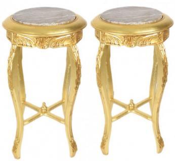 barock beistelltisch gold g nstig kaufen bei yatego. Black Bedroom Furniture Sets. Home Design Ideas