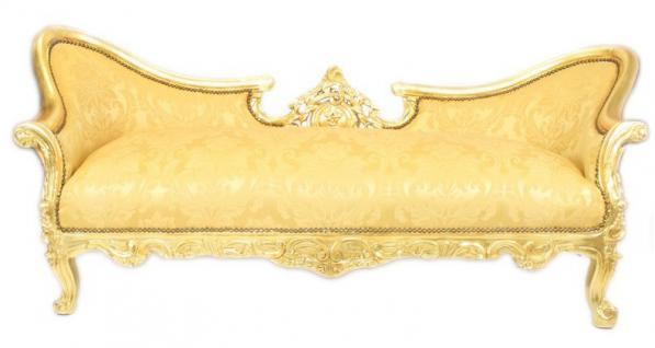 design sofa barock g nstig online kaufen bei yatego. Black Bedroom Furniture Sets. Home Design Ideas