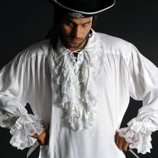 Roberto Cofresi Piraten Shirt - White