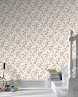 Graham & Brown Barock Landhaus Stil Tapete Rose Cottage Vliestapete Vlies Tapete 50-443