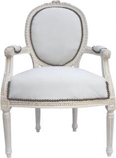 barock salon stuhl creme creme mod2 kaufen bei demotex gmbh. Black Bedroom Furniture Sets. Home Design Ideas