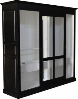 schwarz weiss schrank online bestellen bei yatego. Black Bedroom Furniture Sets. Home Design Ideas
