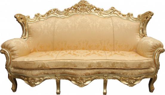 barock sofa couch g nstig online kaufen bei yatego. Black Bedroom Furniture Sets. Home Design Ideas