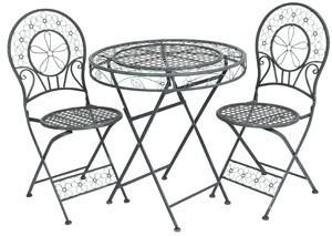 tisch und st hle metall online bestellen bei yatego. Black Bedroom Furniture Sets. Home Design Ideas