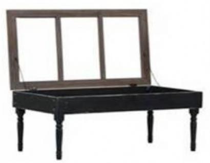 casa padrino couchtisch schwarz antik vintage look. Black Bedroom Furniture Sets. Home Design Ideas