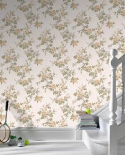 Graham & Brown Barock Landhaus Stil Tapete Rose Cottage Vliestapete Vlies Tapete 50-437