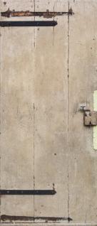Tür 2.0 XXL Wallpaper für Türen 20005 Gummersbach - selbstklebend- Blickfang für Ihr zu Hause - Tür Aufkleber Tapete Fototapete FotoTür 2.0 XXL Vintage Antik Stil Retro Wallpaper Fototapete