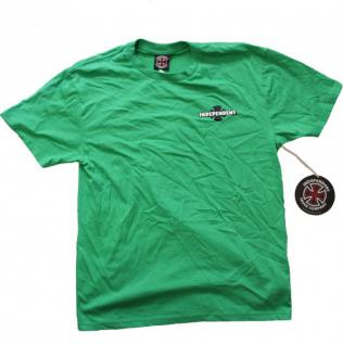 Independent Truck Company Skateboard T-Shirt Green