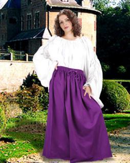 Eleanor Piraten Rock - Purple