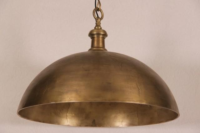 casa padrino h ngeleuchte deckenleuchte antik bronze industrial design 70cm durchmesser. Black Bedroom Furniture Sets. Home Design Ideas