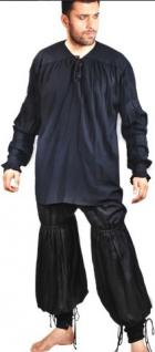 Swordsman Piraten Hose - Black