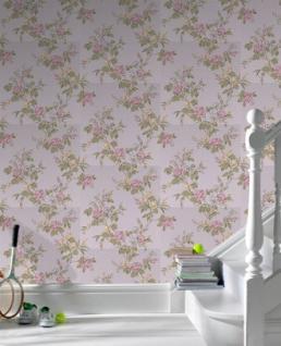 Graham & Brown Barock Landhaus Stil Tapete Rose Cottage Vliestapete Vlies Tapete Mod 50-438