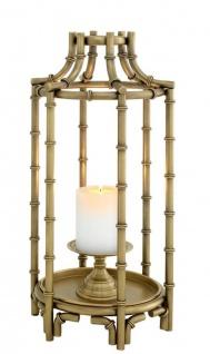 Casa Padrino Luxus Kerzenleuchter Durchmesser 30, 5 x H. 60, 5 cm - Limited Edition