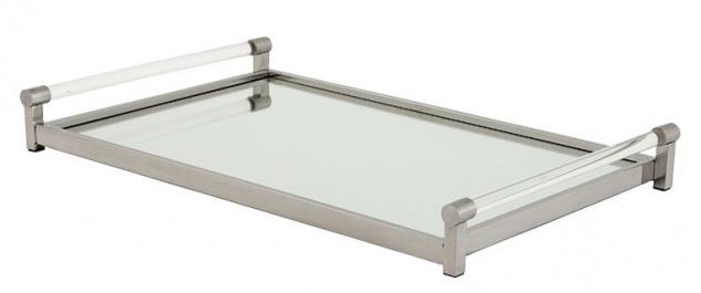 edelstahl tablett g nstig online kaufen bei yatego. Black Bedroom Furniture Sets. Home Design Ideas
