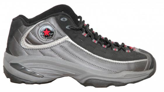 Converse Skateboard Schuhe All Star Run it Back II Black/Grey/Crimson Shoes