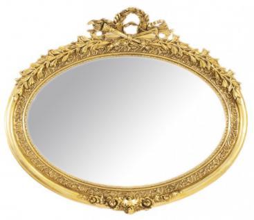 spiegel barock gold oval g nstig kaufen bei yatego. Black Bedroom Furniture Sets. Home Design Ideas